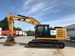 crawler excavator Caterpillar 320 FL 2017