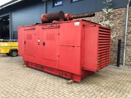 generator Cummins 6CTA8.3-G Stamford 175 kVA Supersilent generatorset 1998