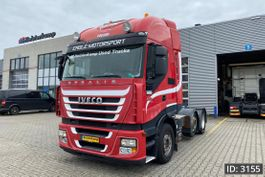 cab over engine Iveco Stralis 440 AS440S45 Active Space, Euro 5, // Steel - Air // Manual gearbox // Low KM 2012