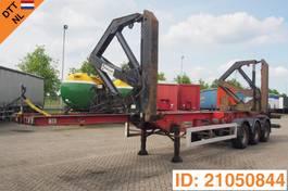 Container-Fahrgestell Auflieger Hammar Sideloader 20-40 ft 1995