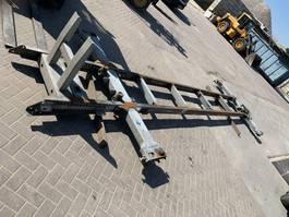 loading tray truck part Scania BDF frame 2018