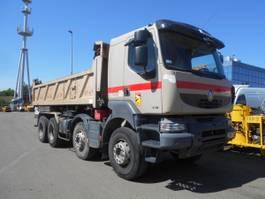 tipper truck > 7.5 t Renault Kerax 2009