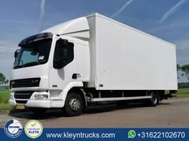 closed box truck DAF LF 45 180 2011