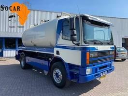 tank truck DAF 75 ATI, FULL STEEL, 13000L PRESSURE / VACUUM TANK 1998