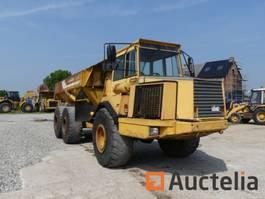 articulated dump truck Volvo A25C 6x6 2002