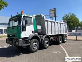 tipper truck > 7.5 t Iveco Eurotrakker 340 340EH42 Full steel - Manual - Mech pump - Big tipper 1999