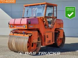 soil compactor Ammann DTV903 DOUBLE DRIVE - SPRINKLER 1988