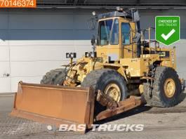 wheel loader Caterpillar 824C WHEELDOZER - 3406 ENGINE 1990