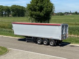 tipper semi trailer Benalu 60m3 / NEW/ Electric roof / SAF / Discbrakes / Liftaxle 2021