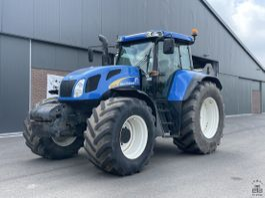 farm tractor New Holland TVT 170 2005
