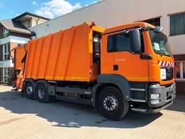 garbage truck MAN TGS 26 Faun Variopress 524 Zöller 2301 EEV 2013