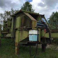 other construction machine Svedala R105x80 1998
