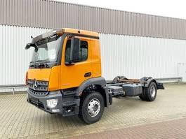chassis cab truck Mercedes-Benz 1846 LK 4x2 Arocs 1846 LK 4x2 Klima/R-CD 2021