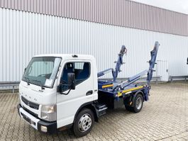 container truck Mitsubishi Fuso 7C15 4x2 Canter Fuso 7C15 4x2, EEV, Tele-Absetzer 2014