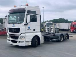chassis cab truck MAN TGX XXL FAHRGESTELL EURO 5 2013