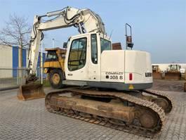 crawler excavator Liebherr R924 compact 2008