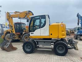 wheeled excavator Liebherr A 912 Compact 2016