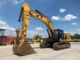 crawler excavator Caterpillar 349 D2L 2017