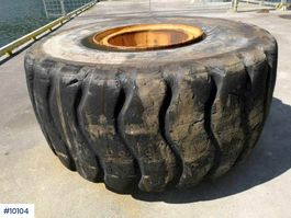 miscellaneous attachment Tires and rims for Volvo A40