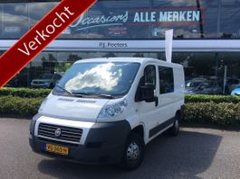 closed lcv Fiat 28 2.0 MultiJet KH1 Actual (ideaal voor ombouw camperbus) (airco - radio... 2013