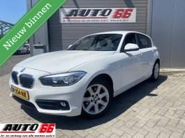 hatchback car BMW 118i 2017