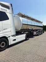 tank semi trailer semi trailer LAG 32 M3 Levensmiddelen tank 1 Kamer TOP CONDITIE 2020!!! DIRECT LEVERBAAR 2020