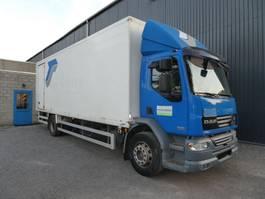 closed box truck DAF LF 55.250 2008