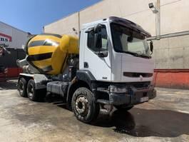 concrete mixer truck Renault Kerax 320 Hormigonera Baryval 7m3 2002