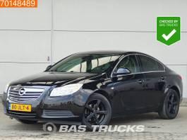 sedan car Opel 1.8 140PK Manual Business Edition Navi 17'' 2009