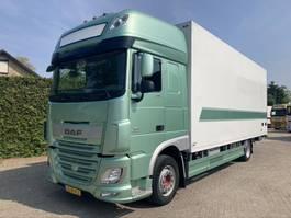 refrigerated truck DAF XF106.440 FA Bloemmen breed 2015