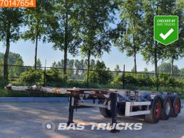 container chassis semi trailer Van Hool VHLO2005AA ADR 1x 20 1x 30 Ft 1998