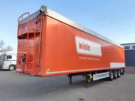 walking floor semi trailer Kraker CF200 CF-Z - Walking floor - 8/20HD Floor - Alcoa's - 08/2021 APK (O584) 2012