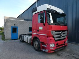 cab over engine Mercedes-Benz Actros 1844 MP3 2012