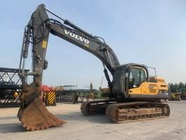 crawler excavator Volvo EC 380 D L 2011