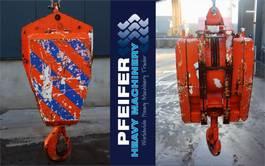 other equipment part Terex CC2800 Hookblock For CC2800, 50t, 1 Sheave 2021