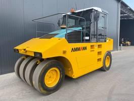 pneumatic tired compactor Ammann AP240 2007