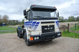 chassis cab truck MAN 26321DFS 6X4