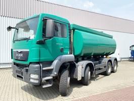 tank truck MAN TGS 8x6 BB TGS 41.440 8x6 BB, 20.000l Alu-Tank 2009