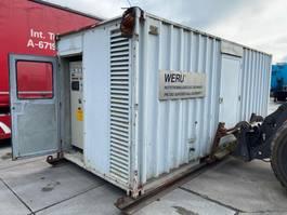 container power unit Perkins 250 KVA 1995