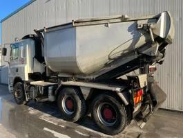 tipper truck > 7.5 t DAF CF manual full steel suspension 2003