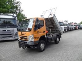 tipper truck > 7.5 t Mitsubishi Pfau Rexter 4X4 A5500 2009