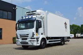 refrigerated truck Iveco EuroCargo 150 * THERMO KING T- 800R * EURO5 EEV * 4X2 * 2012