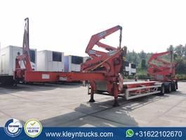 Container-Fahrgestell Auflieger Hammar 195 S 2001