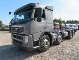 chassis cab truck Volvo FM370 8x2*6 ADR Chassis Euro 5