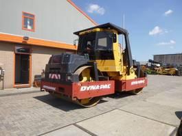 road compactor Dynapac CC501 1999