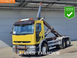 container truck Renault Premium 270 6X2 NL-Truck Hydraulik Euro 3 2002