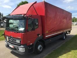 tilt truck Mercedes-Benz Atego 1218 L 2014