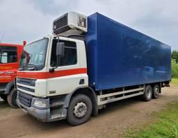 refrigerated truck DAF CF 250 2005