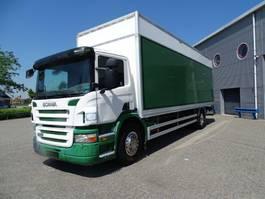 platform truck Scania P230 / DAYCABIN / LOW KM / 2007 / EURO-4 2007