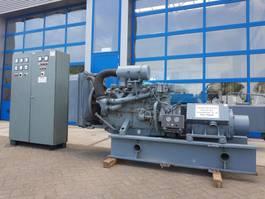 generator MAN 120 KVA Generator Aggregaat Diesel 1977